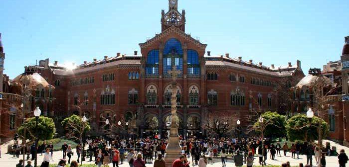 Das schönste Krankenhaus der Welt – Recinte Modernista Barcelona