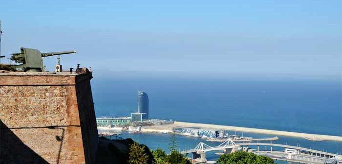 Montjuïc – Der schaurig schöne Hausberg