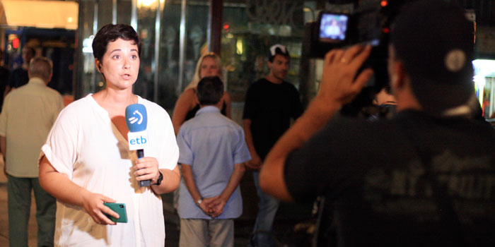 Las Ramblas Berichterstattung