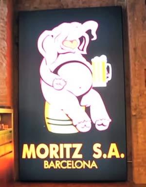 Moritz Bier Barcelona