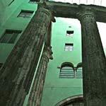 Augustustempel Barcelona