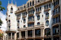 Historisches Hotel Barcelona Casa Fuster