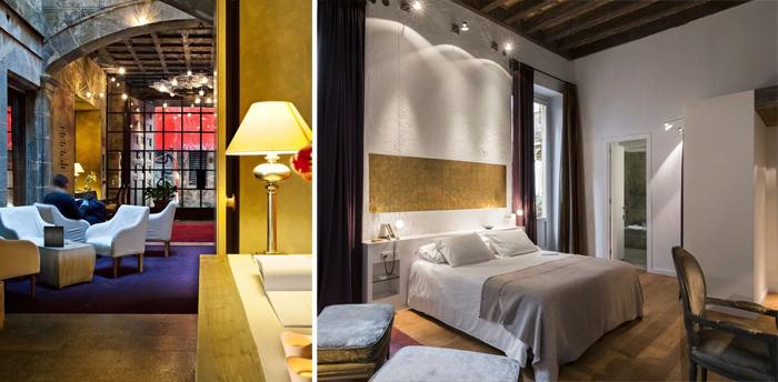 Historisches Hotel in Barcelona Hotel Neri
