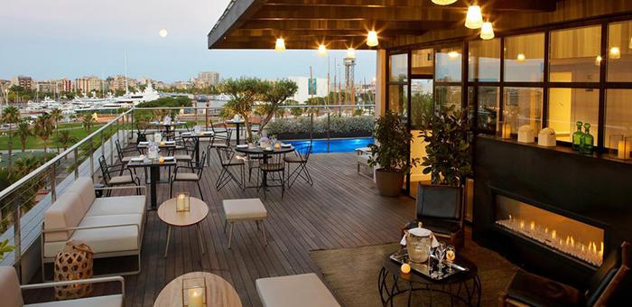 Barcelona Hotel in Strandnähe