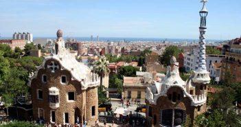 Sehenswürdigkeit Barcelona Park Güell