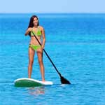 Barcelona Stand up paddle