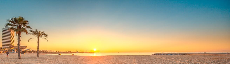 Der Strand Von Barcelona Welcher Barcelona Strand Ist Der Beste