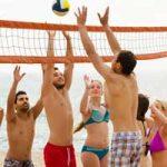 Barcelona Strand Beach Volley