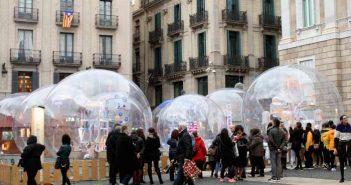 Barcelona Weihnachten