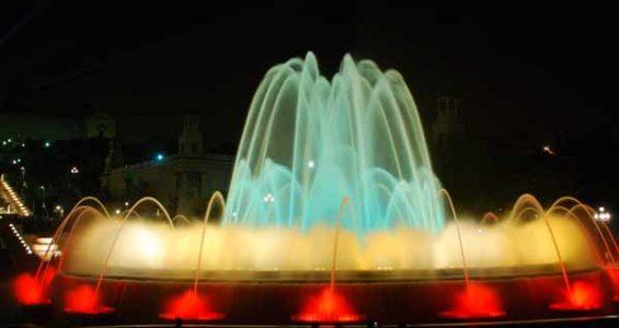 Fuente magica Barcelonatipps