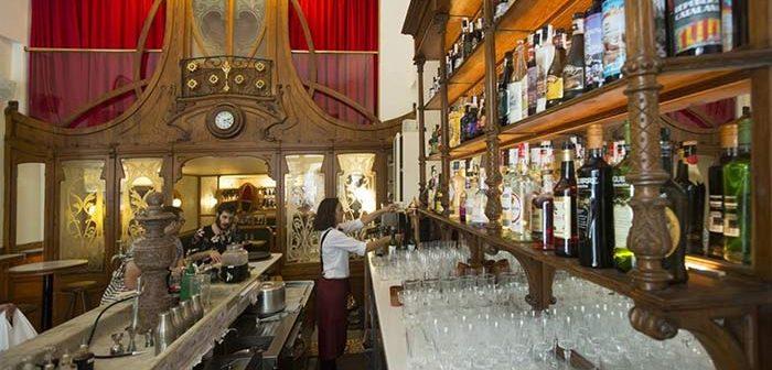 Bar Barcelona Muy Buenas Modernismo