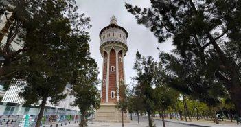 Torre de les aigues