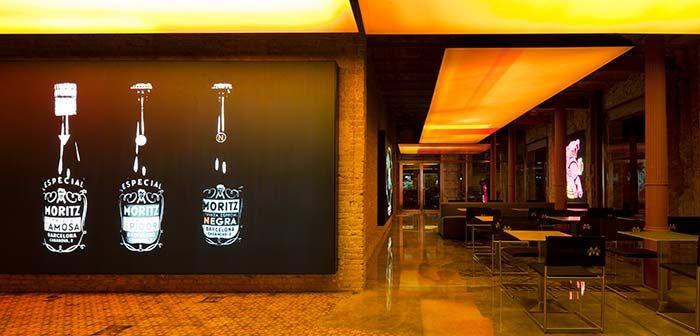 Barcelonamythos Fábrica Moritz – Bier frisch auf den Tisch