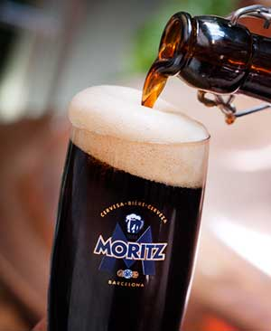 Moritzbier Barcelona