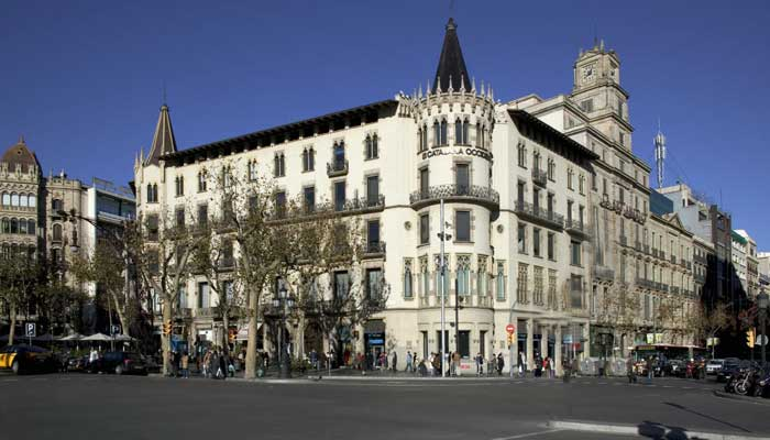 Casa Pacual i Pons Barcelona