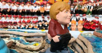 Caganers Barcelona