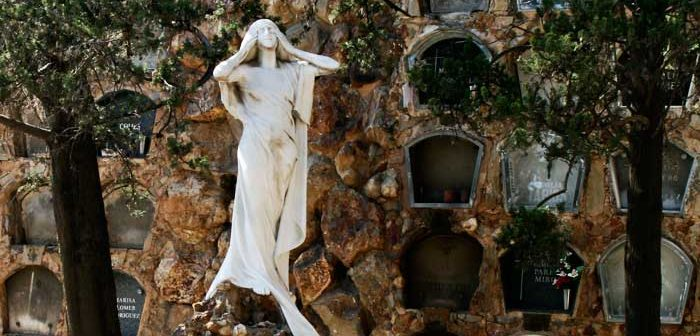 Friedhof Montjuïc