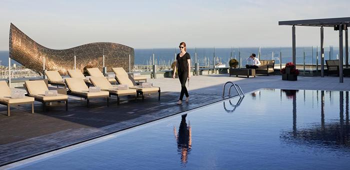 Hotel Barcelona Strandnähe