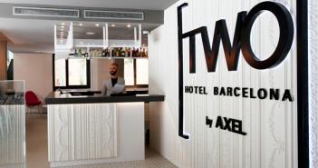 Gay Friendly Hotel Barcelona Two