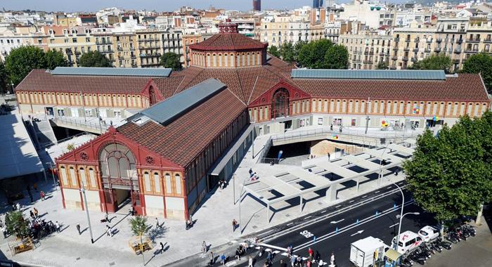Sant Antoni Markt Barcelona