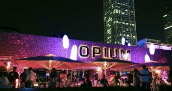 Beach Club Barcelona Opium