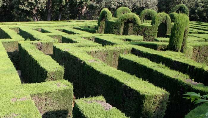 Labyrinth Barcelona