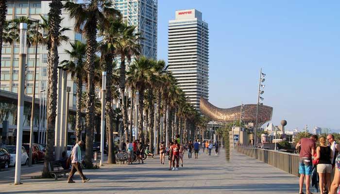 3 Tage Barcelona Barceloneta