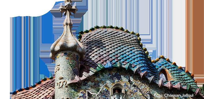 Casa Batllo Dach