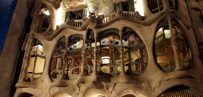 Casa Batlló, Gaudís Knochenhaus – Infos und Tickets