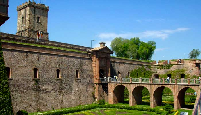 Festung Montjuïc Barcelona