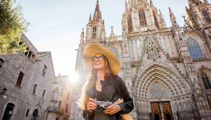 3 Tage Barcelona Kathedrale