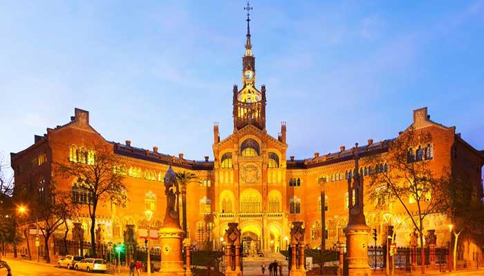 3 Tage Barcelona Recinte Modernista