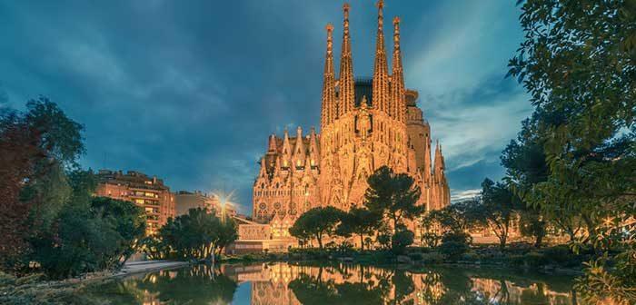 Sagrada Familia Barcelona – Der sakrale Wolkenkratzer
