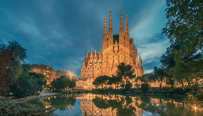 3- Tage Barcelona Sagrada Familia