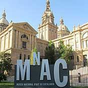 Spartipp Museu Nacional d'Art Catalunya Barcelona