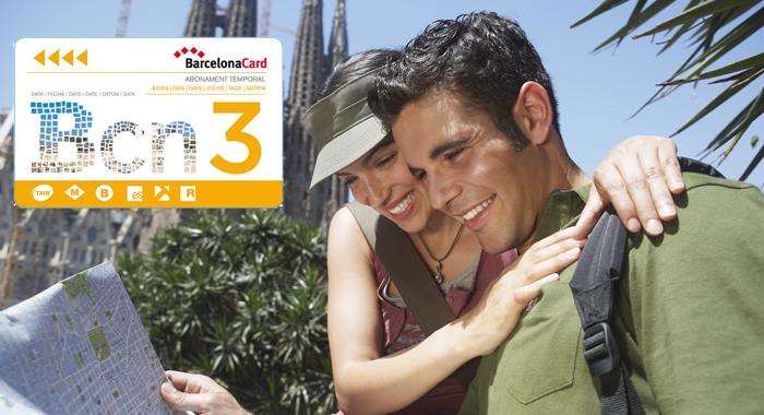 Barcelona City Card 3 Tage
