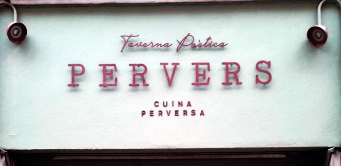 Pervers Tapas Barcelona